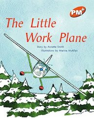 PM Orange: The Little Work Plane (PM Plus Storybooks) Level 15 x 6