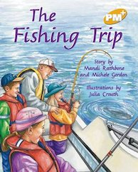 PM Gold: The Fishing Trip (PM Plus Storybooks) Level 22 x 6