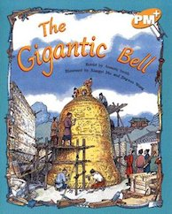 PM Gold: The Gigantic Bell (PM Plus Storybooks) Level 22 x 6