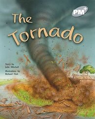 PM Silver: The Tornado (PM Plus Storybooks) Level 23 x 6