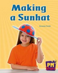 PM Red: Making a Sunhat (PM Stars) Levels 5, 6 x 6