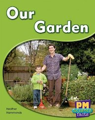 PM Red: Our Garden (PM Science Facts) Levels 5, 6 x 6