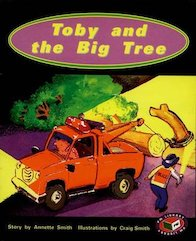 PM Orange: Toby and the Big Tree (PM Storybooks) Level 15 x 6