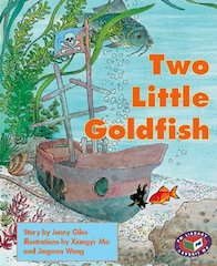 PM Orange: Two Little Goldfish (PM Storybooks) Level 16 x 6