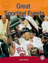 PM Ruby: Great Sporting Events (PM Non-fiction) level 28 x 6
