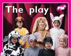 PM Magenta: The Play (PM Plus Starters) Level 1 x 6