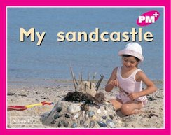 PM Magenta: My Sandcastle (PM Plus Starters) Level 2 x 6