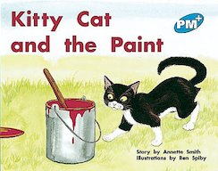 Kitty Cat and the Paint (PM Plus Storybooks) Level 9