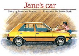 Jane's Car (PM Storybooks) Level 10