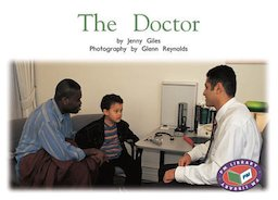 Doctor (PM Non-fiction) Levels 11, 12