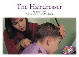 Hairdresser (PM Non-fiction) Level 11, 12