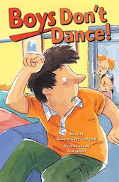 Boys Don't Dance (PM Plus Chapter Books) Level 26