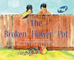 PM Blue: The Broken Flower Pot (PM Plus Storybooks) Level 11 x 6