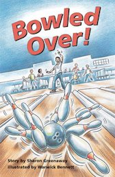PM Emerald: Bowled Over! (PM Plus Chapter Books) Level 26 x 6
