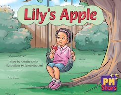 PM Red: Lily's Apple (PM Stars) Level 4 x 6