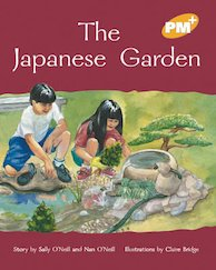 The Japanese Garden (PM Plus Storybooks) Level 22