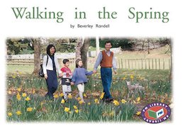 Walking in the Spring (PM Non-fiction) Levels 14, 15