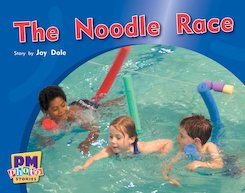 PM Green: The Noodle Race (PM Photo Stories) Level 13 x 6