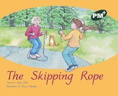 PM Green: The Skipping Rope (PM Plus Storybooks) Level 14 x 6