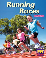 PM Green: Running Races (PM Stars) Level 14/15 x 6