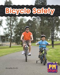 PM Green: Bicycle Safety (PM Stars) Level 14/15 x 6
