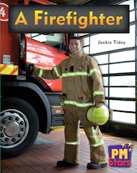 PM Green: A Firefighter (PM Stars) Level 14/15 x 6