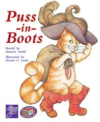 Puss in Boots (PM Traditional Tales and Plays) Levels 19, 20