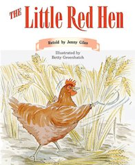 The Little Red Hen (PM Traditional Tales and Plays) Level 16
