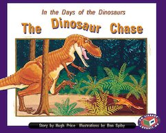 The Dinosaur Chase (PM Storybooks) Level 15