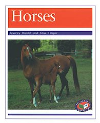 Horses (PM Non-fiction) Levels 20, 21