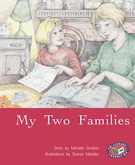 My Two Families (PM Storybooks) Level 23