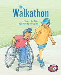 The Walkathon (PM Storybooks) Levels 23, 24