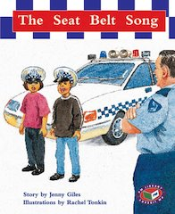 The Seat Belt Song (PM Storybooks) Levels 17, 18