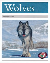 Wolves (PM Non-fiction) Levels 23, 24