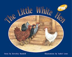 The Little White Hen (PM Plus Storybooks) Level 8