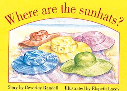 Where are the Sunhats? (PM Storybooks) Level 6