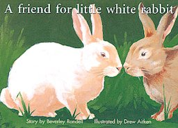 A Friend for Little White Rabbit (PM Storybooks) Level 8