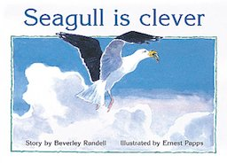 Seagull is Clever (PM Storybooks) Level 8
