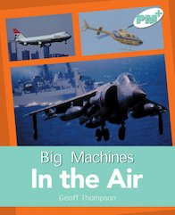 In the Air (PM Non-fiction) Levels 18, 19