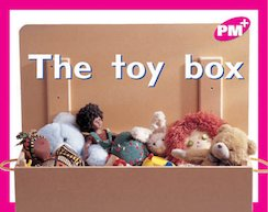 PM Magenta: The Toy Box (PM Plus Starters) Level 2 x 6