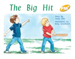 PM Yellow: The Big Hit (PM Plus Storybooks) Level 6 x 6