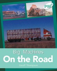 PM Turquoise: On the Road (PM Plus Non-fiction) Levels 18, 19 x 6