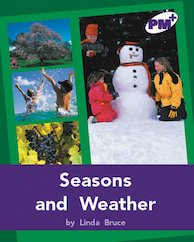 PM Purple: Seasons and Weather (PM Plus Non-fiction) Levels 20, 21 x 6