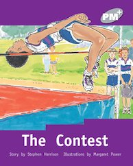PM Silver: The Contest (PM Plus Storybooks) Level 23 x 6