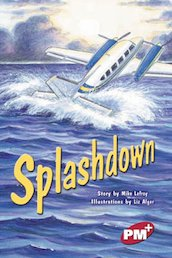PM Ruby: Splashdown (PM Plus Chapter Books) level 28 x 6