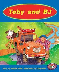 PM Orange: Toby and BJ (PM Storybooks) Level 15 x 6