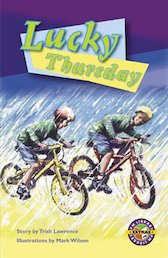 Lucky Thursday (PM Extras Chapter Books) Level 25/26