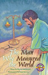 The Man Who Measured the World (PM Extras Chapter Book) Level 29/30