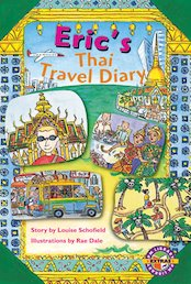 PM Sapphire: Eric's Thai Diary (PM Extras Chapter Books) Level 29/30 (6 books)
