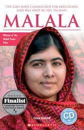 Malala (Book and CD)